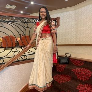 Wore it to a Hindu Ceremony Wedding